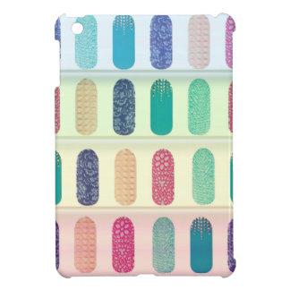 COLOR Strip Design Patterns iPad Mini Case
