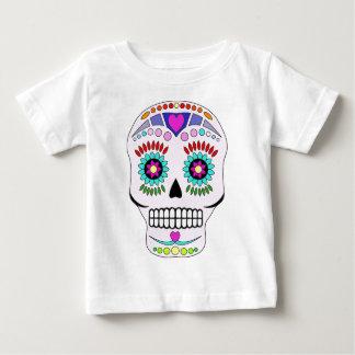 Color Sugar Skull T-shirt