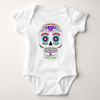 Color Sugar Skull Tshirt
