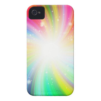 Color swirl Case-Mate iPhone 4 case
