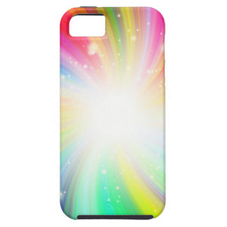 Color swirl iPhone 5 case