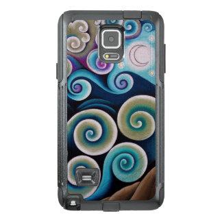 Color Swirls OtterBox Samsung Note 4 Case