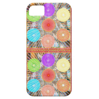 Color Therapy Graphics Healing Energy Chakra iPhone 5 Cases