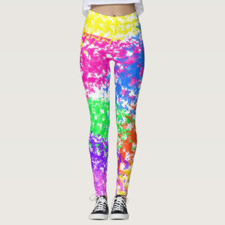 Color Treads Leggings