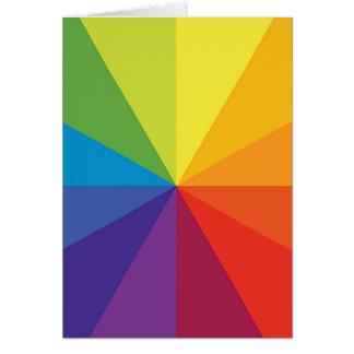 Color Wheel 2 Card
