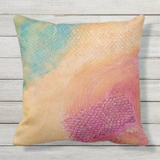 Color Wheel Cushion