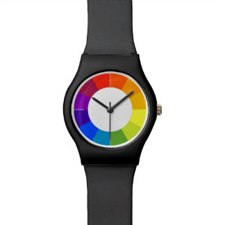 Color Wheel Watch (multicolored)
