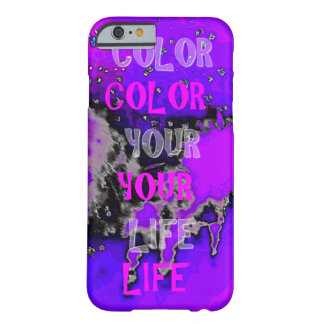Color Your LIFE Barely There iPhone 6 Case