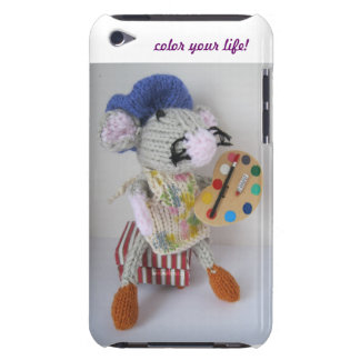 Color your life! iPod Case-Mate cases