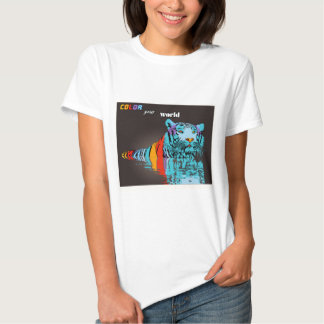 Color Your World Tshirts