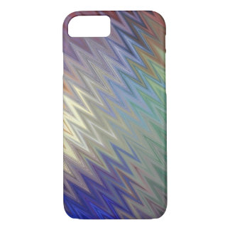 Color Zigzag iPhone 7 Barely There Case