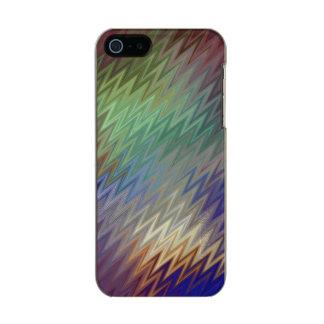Color Zigzag iPhone SE/5/5S Incipio Shine Case