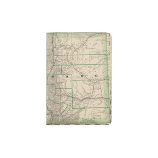 Colorado 12 passport holder