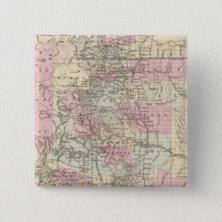 Colorado 14 15 cm square badge