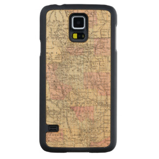 Colorado 14 carved maple galaxy s5 case
