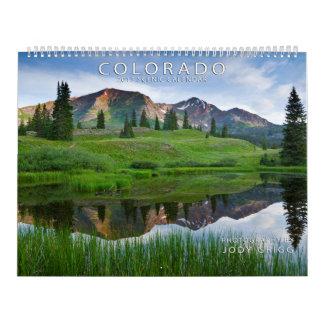 Colorado 2015 Scenic Calendar