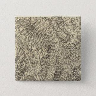 Colorado 2 15 cm square badge