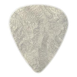 Colorado 2 acetal guitar pick