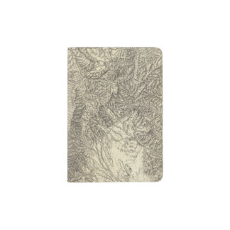 Colorado 2 passport holder