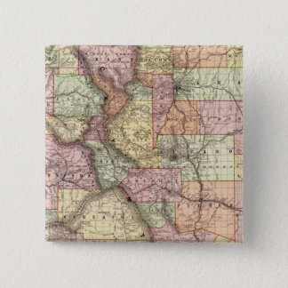 Colorado 5 15 cm square badge