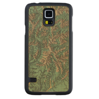 Colorado 5 2 carved maple galaxy s5 case