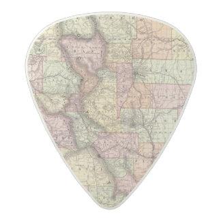 Colorado 5 acetal guitar pick