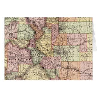 Colorado 5 card