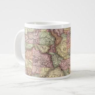 Colorado 5 large coffee mug
