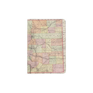 Colorado 5 passport holder