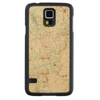 Colorado 6 carved maple galaxy s5 case