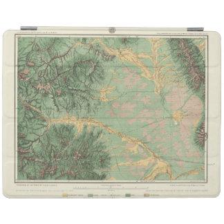 Colorado 7 iPad cover