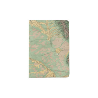 Colorado 7 passport holder