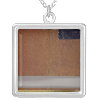 Colorado 7 silver plated necklace