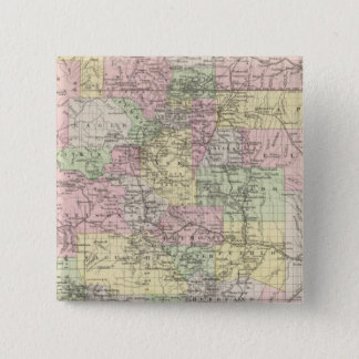 Colorado 8 15 cm square badge