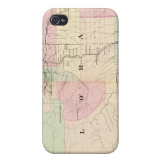 Colorado 9 iPhone 4/4S cover