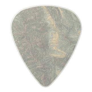 Colorado Acetal Guitar Pick