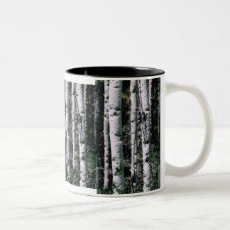 Colorado Aspen Coffee Cup