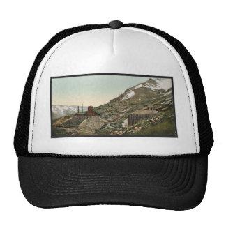 Colorado. Aspen silver mines classic Photochrom Cap