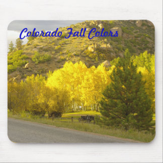 Colorado Aspens Mousepad