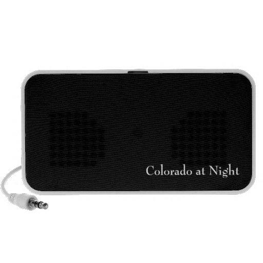 Colorado at Night Mini Speaker