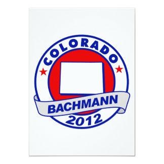 Colorado Bachmann 13 Cm X 18 Cm Invitation Card