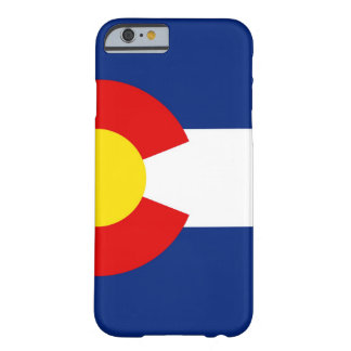 Colorado Barely There iPhone 6 Case