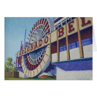 Colorado Bell Casino, Laughlin, NV Card