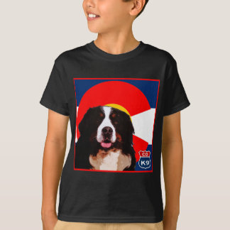 Colorado Bernese Mountain Dog T-Shirt