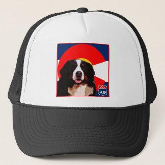 Colorado Bernese Mountain Dog Trucker Hat