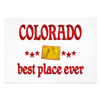 Colorado Best Custom Invite