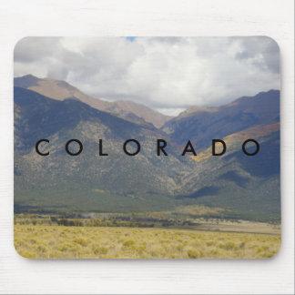 Colorado Big Mountains Mousepad