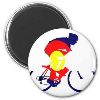 Colorado Biker Magnet