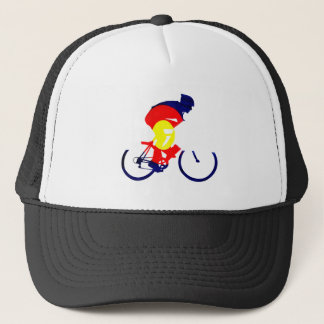Colorado Biker Trucker Hat