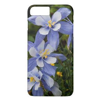 Colorado Blue Columbine near Telluride Colorado iPhone 8 Plus/7 Plus Case
